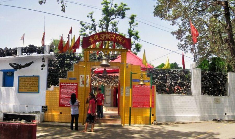 scene gaur railway station